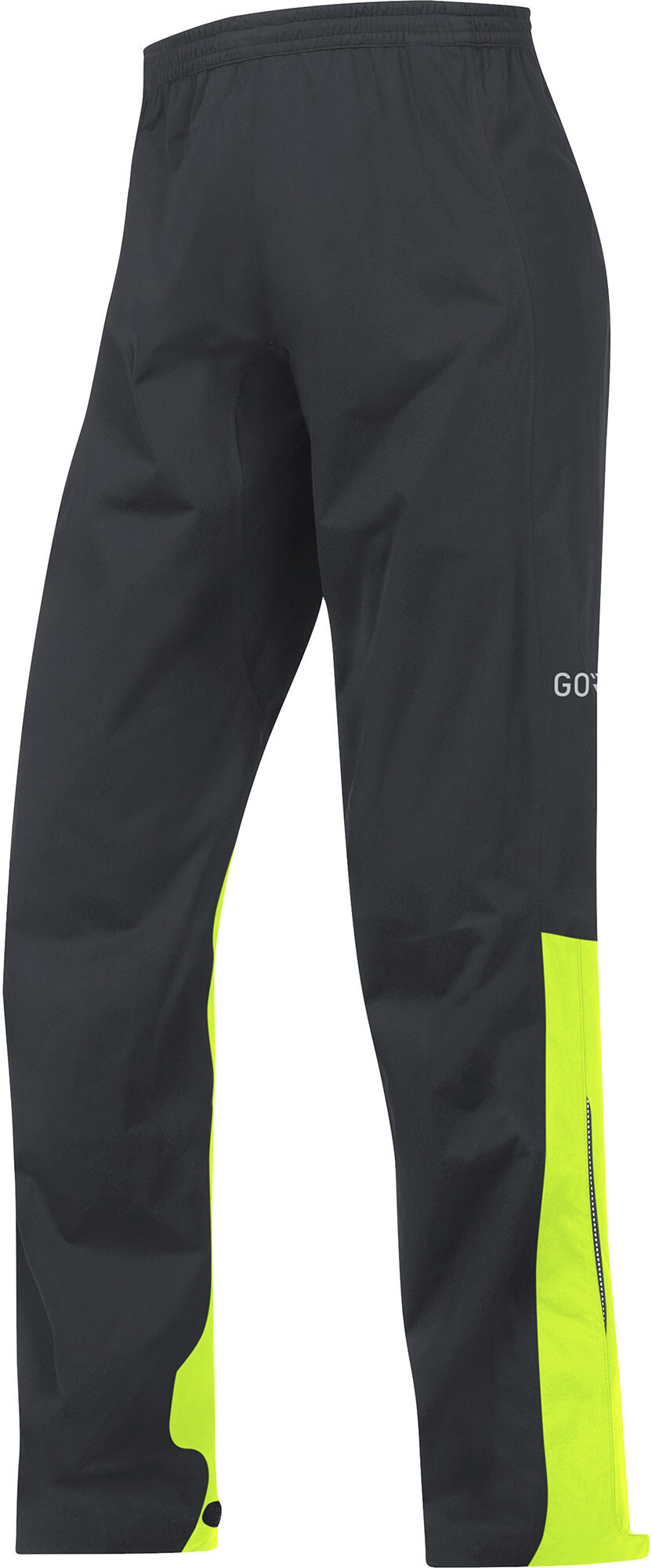 d62b23336 GORE WEAR C3 Gore-Tex Active Sykkelbukse Herre black/neon yellow